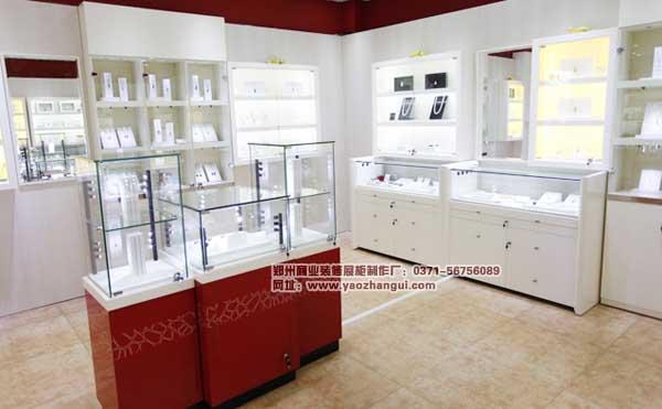 饰品店展柜之石头记饰品展柜制作设计效果欣赏
